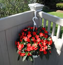 PVC Fence Accessory Hanger